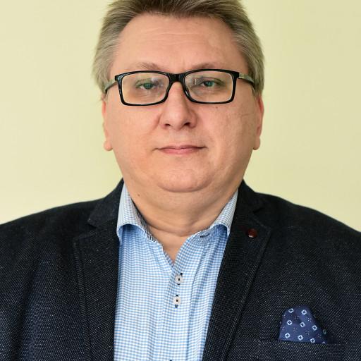 Obraz dr inż. Robert Cichowicz